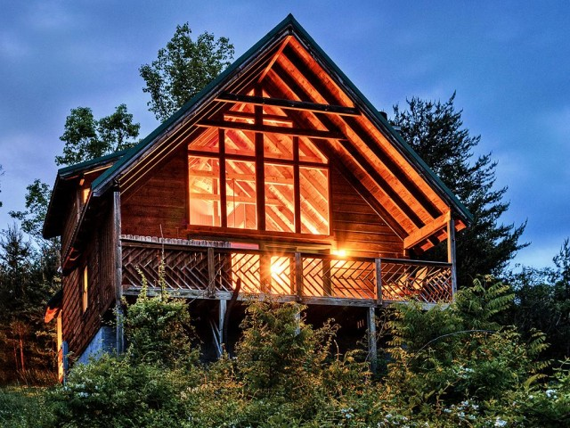 Smoky Mountain Chalet Rentals And Cabins For Rent