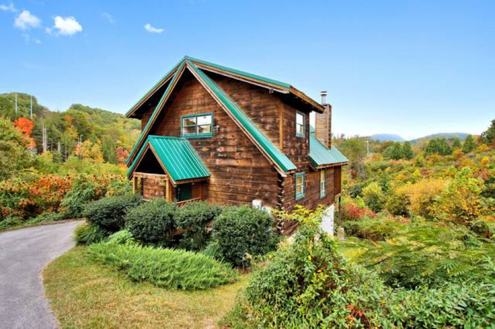 bliss romantic 1 bedroom cabin in gatlinburg tn