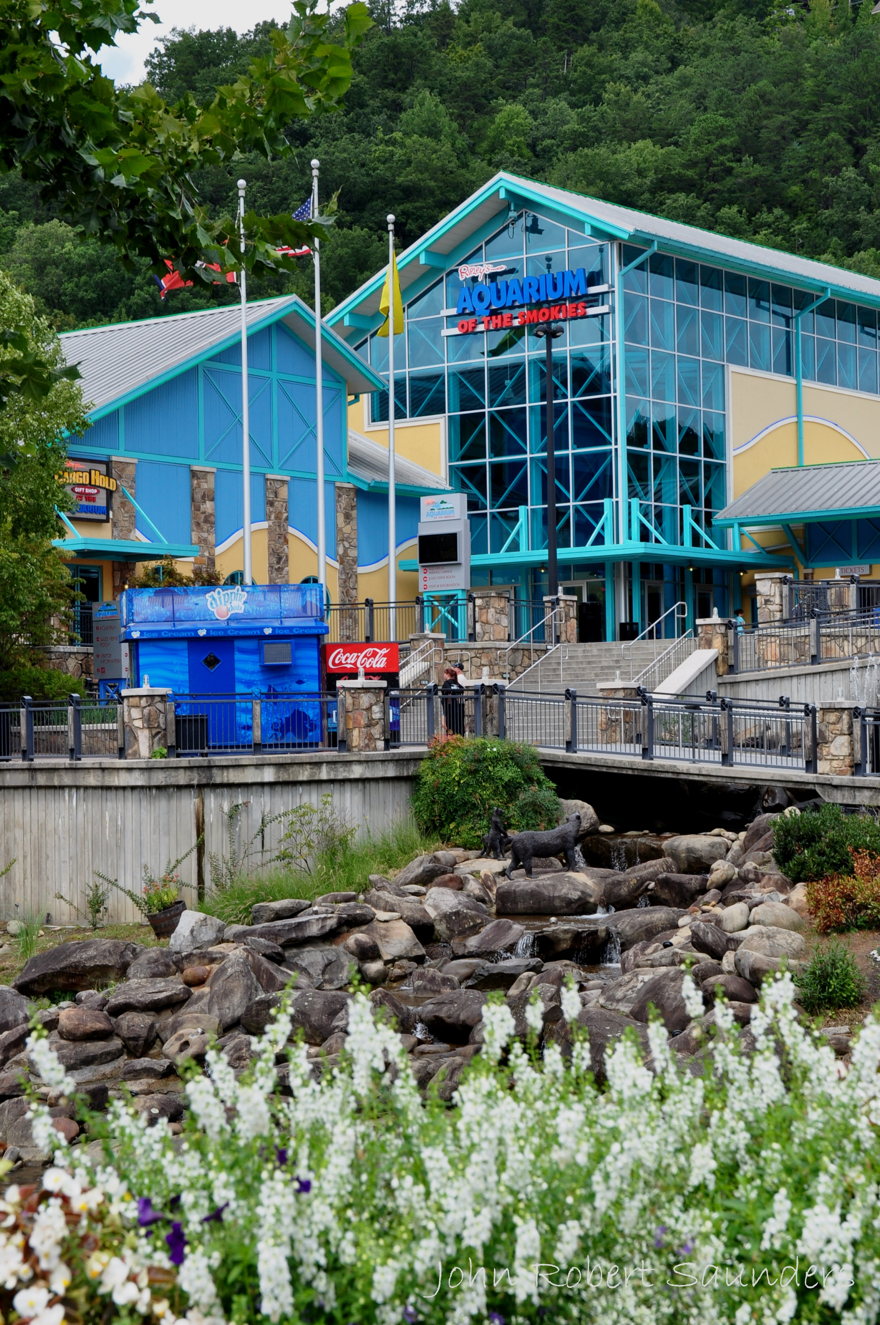 4 fun and exciting attractions in gatlinburg tn for for Smoky mountain cabin rentals gatlinburg tn