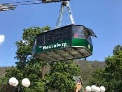 ober gatliburg tram