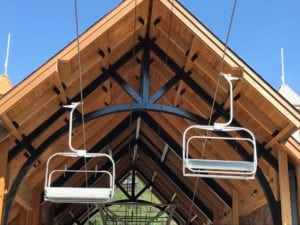 chairlift to anakeesta