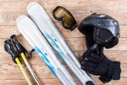 ski equipment at ober gatlinburg