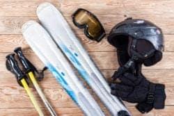 ski equipment at ober gatlinburg