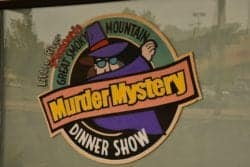 great smoky mountains murder mystery dinner show