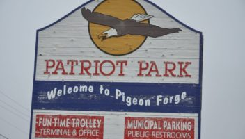 patriot park in pigeon forge