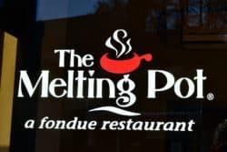 the melting pot sign